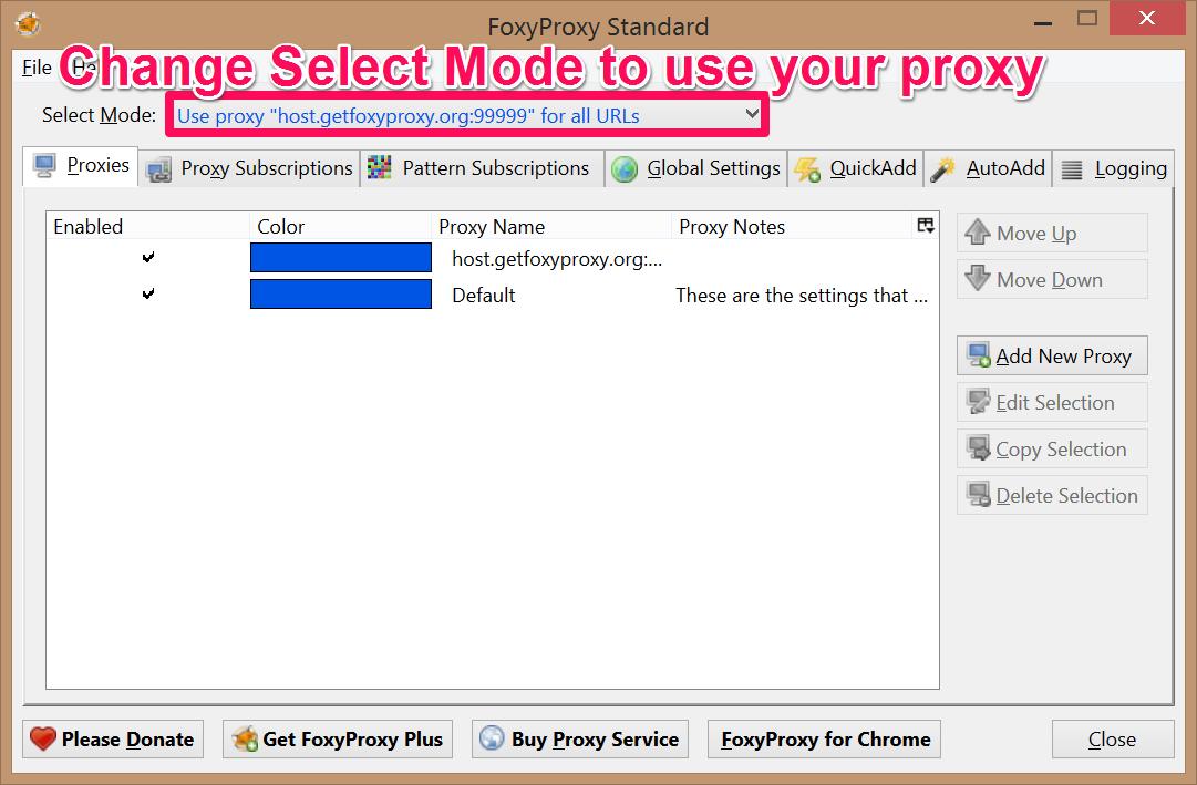 select-mode