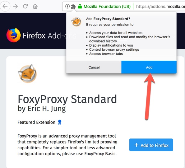 What to do when vpn is blocked accessing blocked websites from iran install firefox install the foxyproxy addon for firefox ccuart Choice Image
