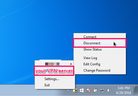 disconnect-vpn