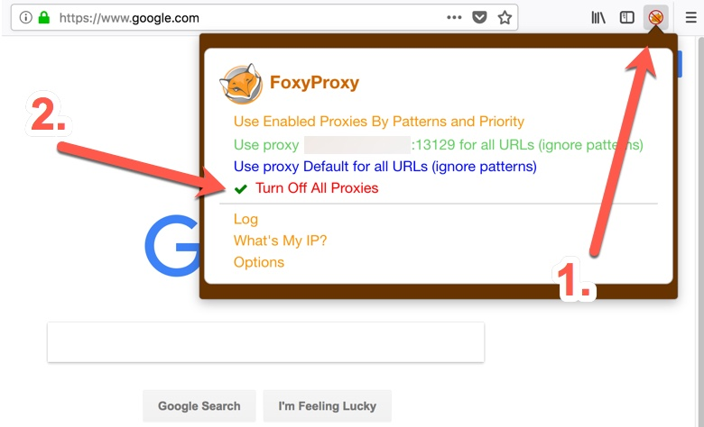 How to Use Your Proxy Service with Firefox and the FoxyProxy