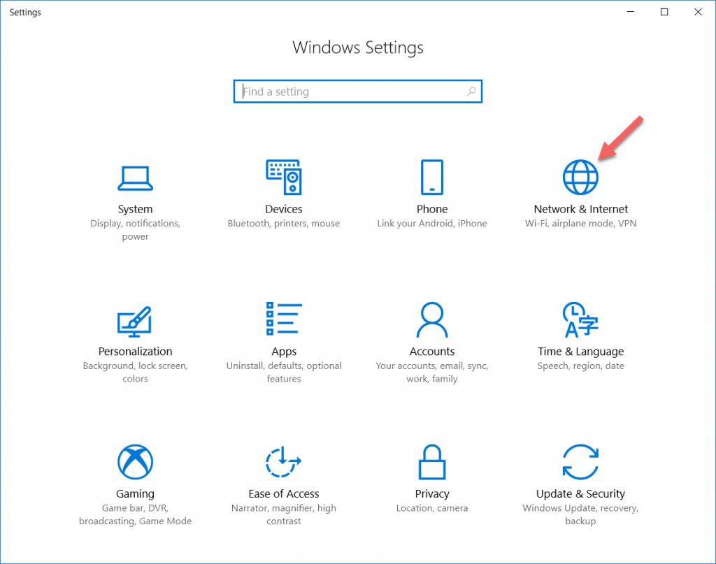 How to setup FoxyDNS on Windows10 | FoxyProxy Help